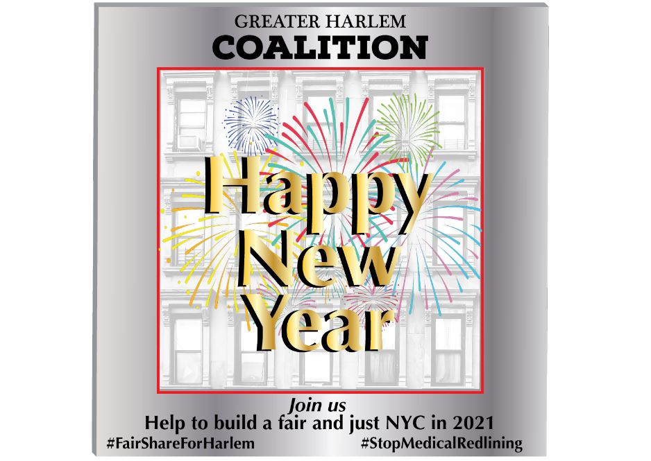 A More Fair and Just NYC in 2021 – Help Us